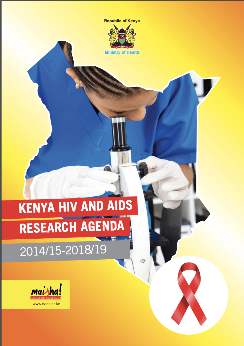 Kenya HIV Research Agenda | National AIDS Control Council