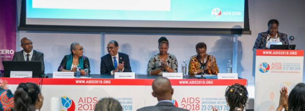 A RECAP OF THE AIDS CONFERENCE 2018 IN THE NETHERLANDS, AMSTERDAM