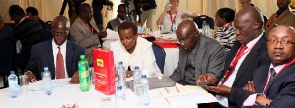 National Health Financing Dialogue for implementation of the Health Sector Domestic Financing Sustainability Plan