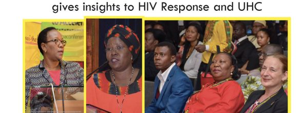 The 5th Biennial Maisha HIV and AIDS Conference gives insights to HIV Response and UHC